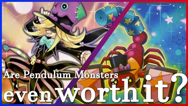 pendulum monsters - even worth