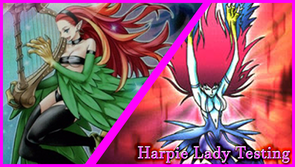 Harpie Lady Splash